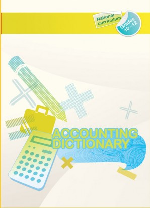 Accounting Gr 10 - 12